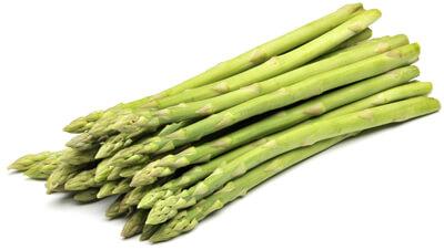 Asperges groen (500 gram)