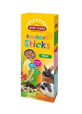 Hope Farms KnabbelStick Rabbit Fruit