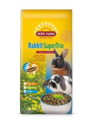 Hope Farms Rabbit SuperTrio