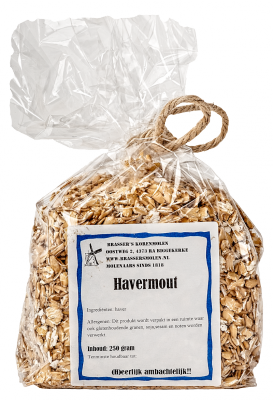 Havermout (500 gr)