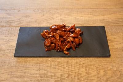 Kip in ketjap saus (500 gr)
