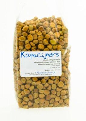 Kapucijners (500 gram)