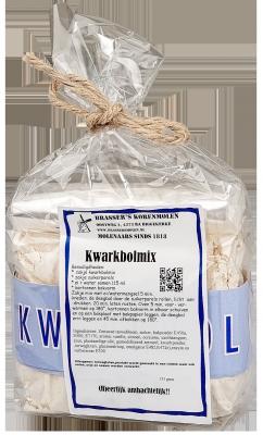 Kwarkbolmix (375 gram)