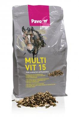 Pavo Multivit15 (3 kg)