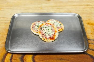 Pizzabroodjes (per stuk)