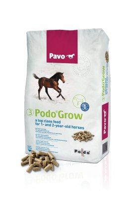 Pavo Podo Grow (15 kg)