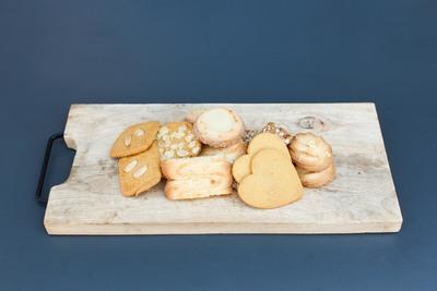 Ges. Roomboter koekjes 250 gram