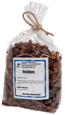 Rozijnen (500 gr)