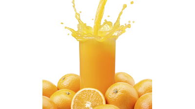 Jus De Orange Grote fles