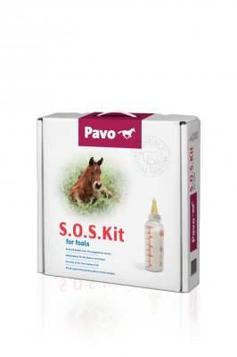 Pavo SOS kit (3 kg)
