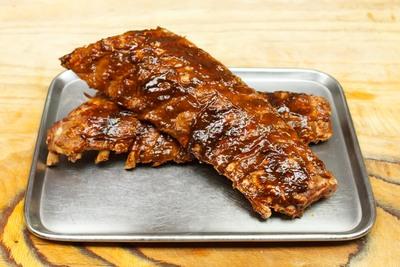 Spare-ribs (500 gram per streng)