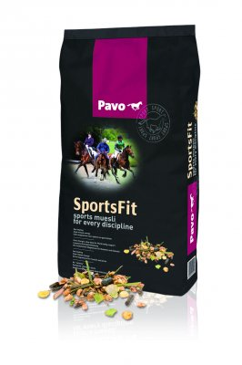 Pavo Sport fit (15 kg)