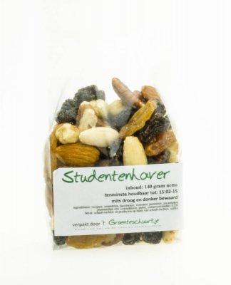 Studentenhaver (125 gram)