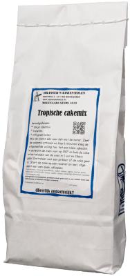 Tropische cakemix (500 gram)