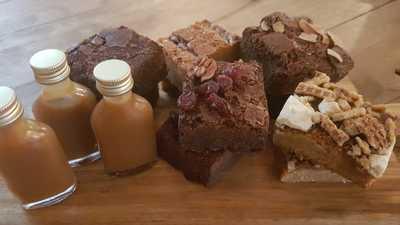 Brownies assortiment (5 stuks)