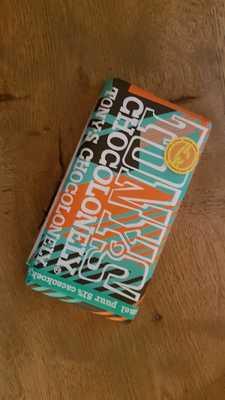 Tony Chocolonely: cacaokoekje/karamel