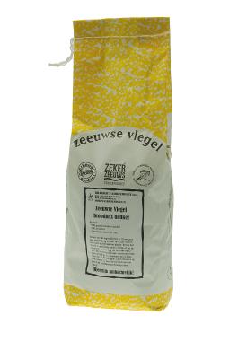 Zeeuwse vlegel broodmix donker (1 kg)