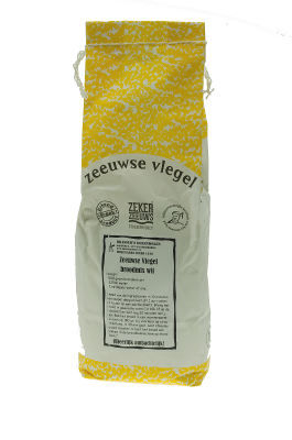 Zeeuwse vlegel broodmix wit (1 kg)