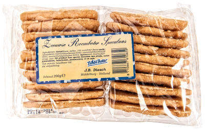 Zeeuwse Roomboter Speculaas