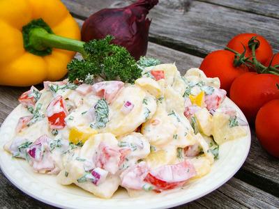 Luxe aardappelsalade (250 gram)