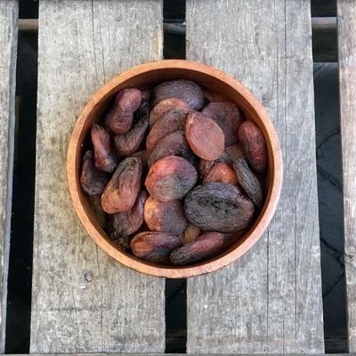 Abrikozen ongezwaveld