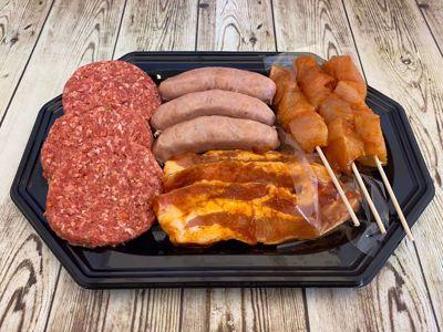 Barbecuepakket PROFIT