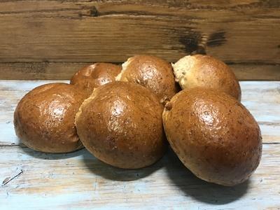 Bruine bolletjes (6 stuks)
