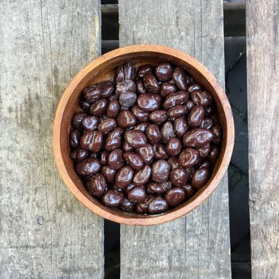 Choco rozijnen puur