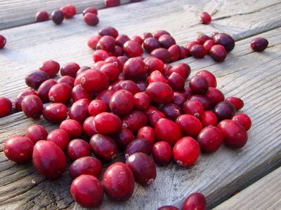 Cranberry's vers