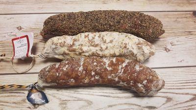 Franse droge worst Porc (ca. 160 gr)