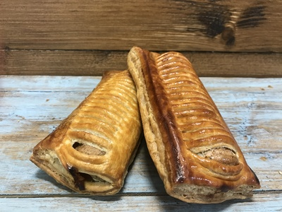 Frikadel broodje