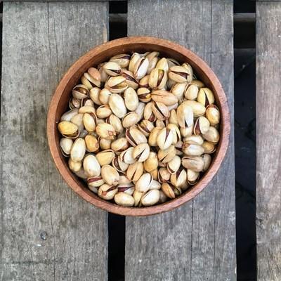 Gebrande pistachenoten ongezouten