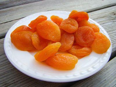 Gedroogde abrikozen (200 gram)