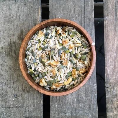 Salademix zaden en pitten