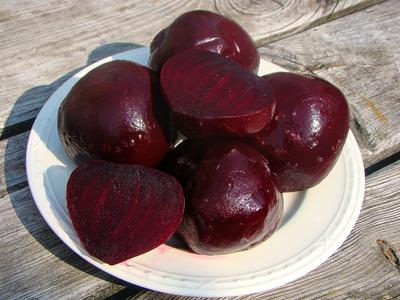 Rode bietjes voorgekookt (500 gram)