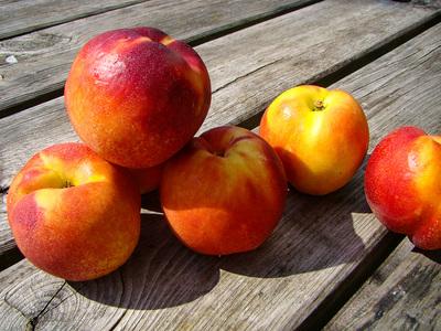 Nectarines (per 5 stuks)