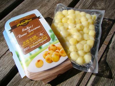 Aardappel krieltjes naturel