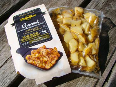 Gourmet aardappeltjes