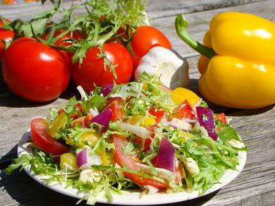 Griekse salade (250 gram)