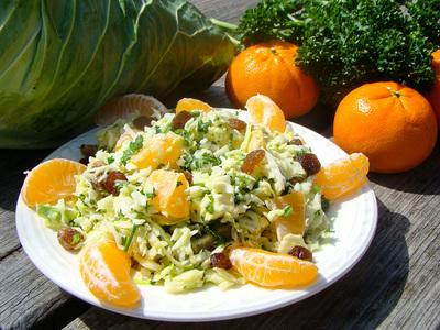 Zeeuws slank salade (250 gr.)
