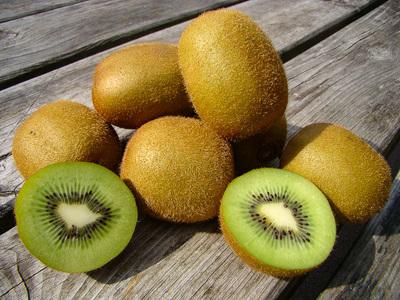 Kiwi groen