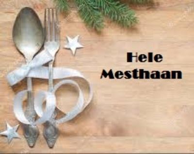 Hele Mesthaan 2.5 tot 4 kg - nu bestelbaar, 23 & 24 december op te halen