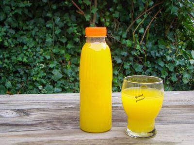 Jus De Orange Kleine fles
