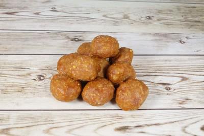 snackballetjes, kip 250 gr -Tante Door- 100% pure