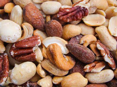 Naturel mix (200 gram)