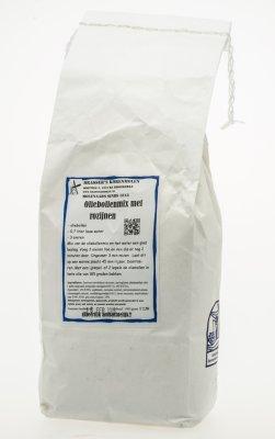 Oliebollenmix met rozijnen  (1 kg)