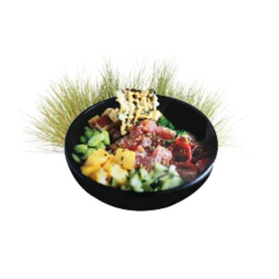 Pokebowl zalm/tonijn