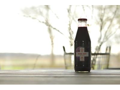 Bio rode bieten sap