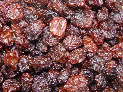 Rozijnen blauw (200 gr)