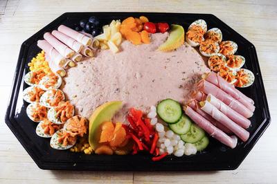 Rundvlees Salade (12 personen)
